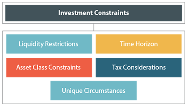 Nevastar - Investment Constraints